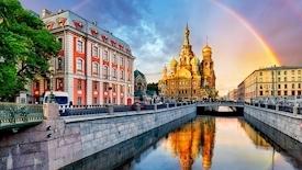 Via Baltica + St. Petersburg