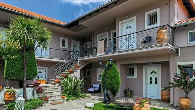 Hotel Garden House Grecja Tesalia Oferty Na Wakacje I Wczasy W