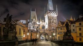 Praga - czeska stolica i Skalne Miasto