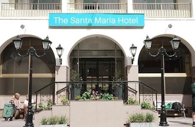 Blue Sea Santa Maria