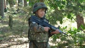 ASG Militarny 'Delta Force' - Mrzeżyno
