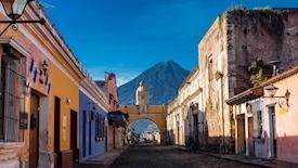 Gwatemala - Honduras - Belize - Meksyk