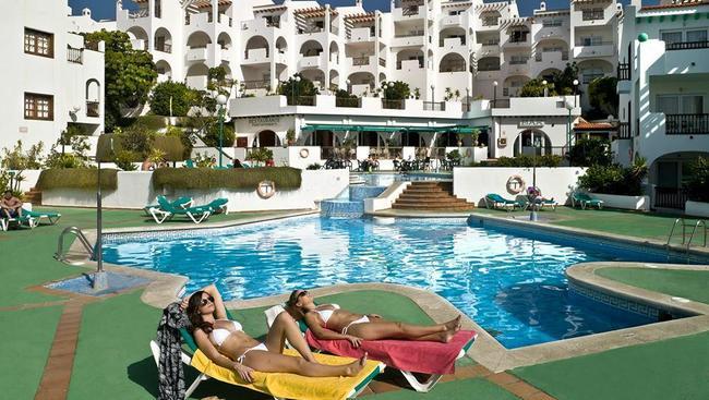 Hiszpania Teneryfa Callao Salvaje Blue Sea Callao Garden