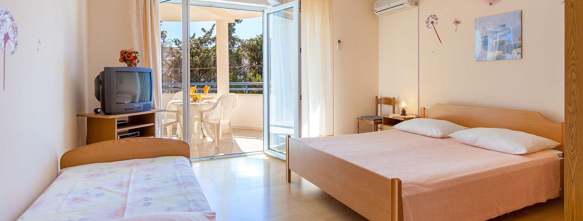 Hotel Villa Rose Dalmacja Po Udniowa Chorwacja