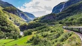 Bergen i Stavanger - ukryte wśród fiordów