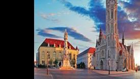 Sylwester - Budapeszt