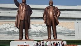 Korea Północna z Górami Diamentowymi i z postojem w Pekinie