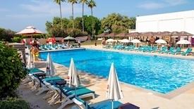 BM Beach Hotel (ex. Bin Majid Beach)
