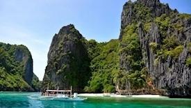 Filipiny - Hongkong - Makau