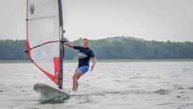 Windsurfing - Czaplinek