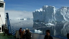 Antarktyda - Falklandy - Południowa Georgia