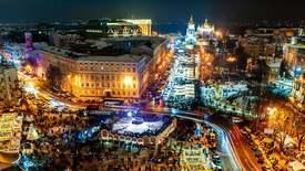 Sylwester - Kijów