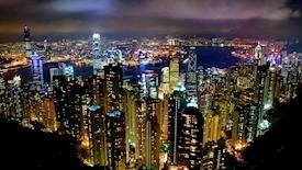 Hong Kong + Hainan - chińskie Hawaje