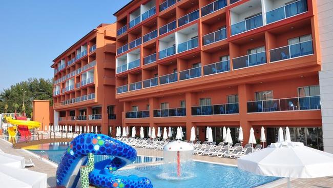 Turcja Side Colakli Club Side Coast