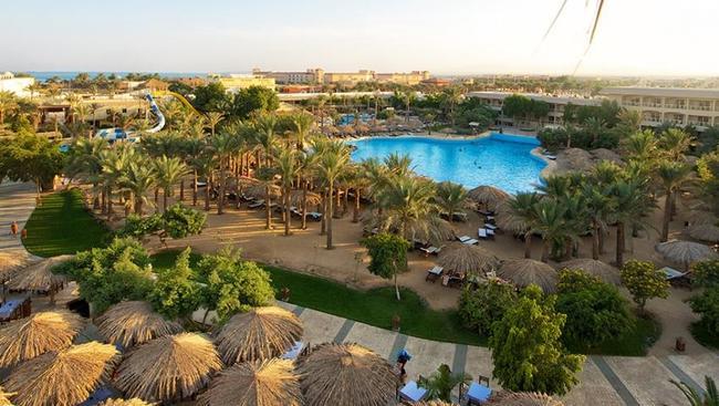 Egipt Hurghada Hurghada Sindbad Aquapark Resort