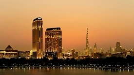 Hyatt Regency Dubai Creek Hights