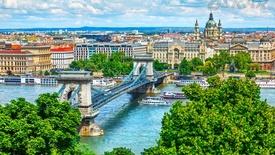 3 Stolice - Bratysława, Budapeszt, Wiedeń