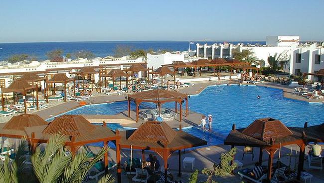 Egipt Hurghada Safaga Menaville Safaga