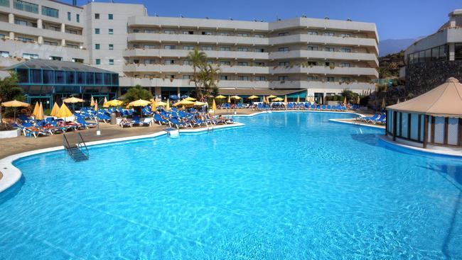 Hotel gran turquesa playa hiszpania teneryfa oferty - Turquesa playa puerto de la cruz ...
