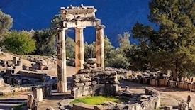 Wakacje po pięćdziesiątce - Starożytna Grecja
