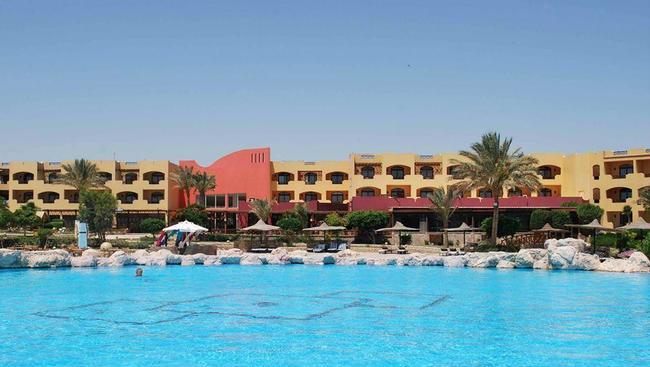 Egipt Marsa Alam Marsa Alam Elphistone Resort