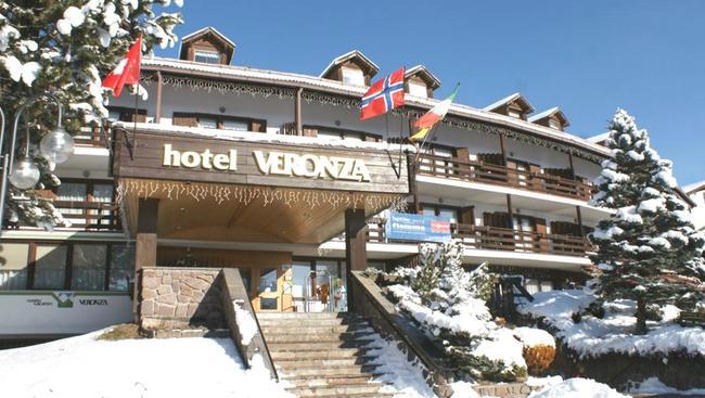 Włochy Trentino Carano Veronza