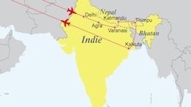 Indie i dwa podniebne królestwa - Indie - Nepal - Bhutan
