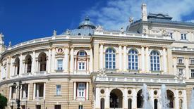Odessa - czarnomorska rozgwiazda