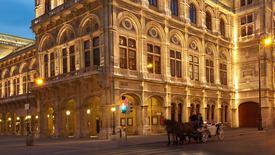 Wiedeń - przy dżwiękach walca