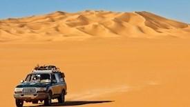 Przez wydmy Dakaru - De luxe