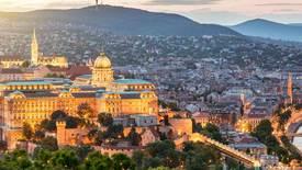 Sylwester w rytmie czardasza w Budapeszcie