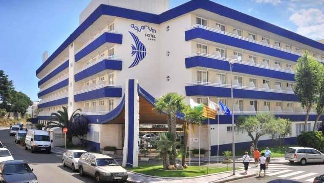 699bdd95a0af6 Hotel GHT Aquarium   SPA (Lloret de Mar) - Hiszpania (Costa Brava ...