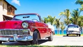 Hawana i Miami - 90 mil do raju