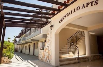 Apartamenty Crystallo