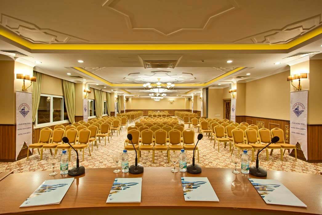 Hotel Titan Select Turcja Alanya Oferty Na Wakacje I Wczasy W Travelplanet Pl