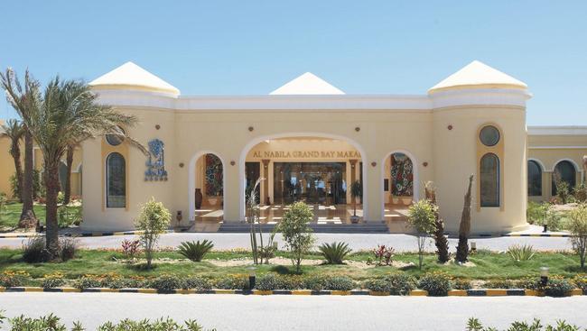 Egipt Hurghada Makadi Bay Al Nabila Grand Bay Makadi