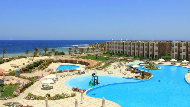 Egipt Marsa Alam Marsa Alam Zee Brayka Beach