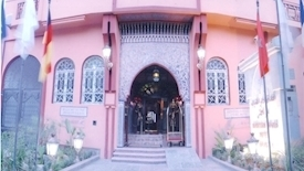 Moroccan House Marrakesz