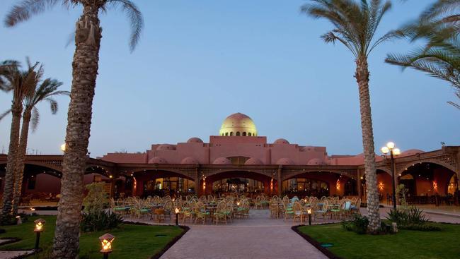 Egipt Marsa Alam Marsa Alam Sentido Oriental Dream Resort