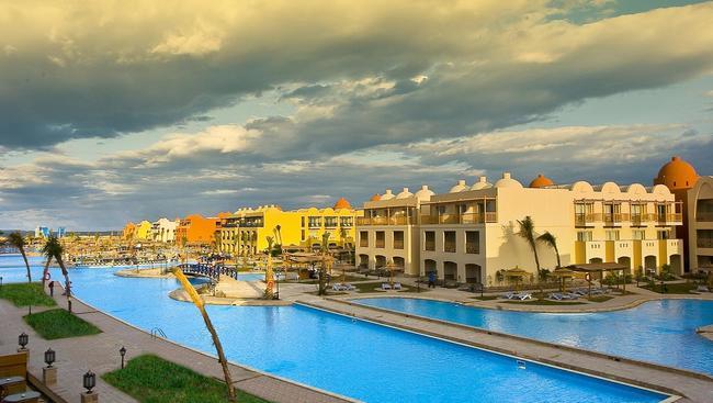 Egipt Hurghada Hurghada Titanic Beach Spa & Aqua Park