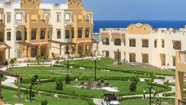 Egipt Marsa Alam Marsa Alam Concorde Moreen Beach Resort & Spa