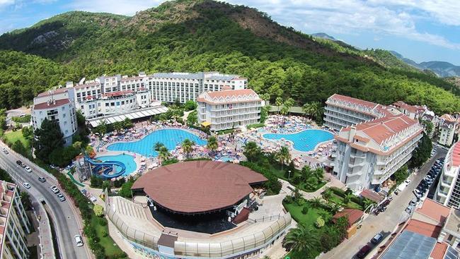 Turcja Marmaris Marmaris Green Nature Resort & Spa