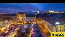 Bratysława - Jarmark Bożonarodzeniowy Express