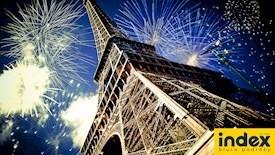 Sylwester Paryż z kolacją sylwestrową