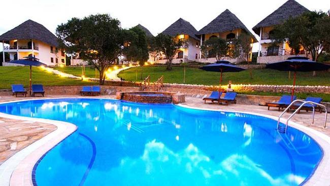 Tanzania Zanzibar Kiwengwa Sultan Sands Island Resort