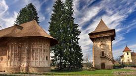 Rumunia Mołdawia - na styku kultur