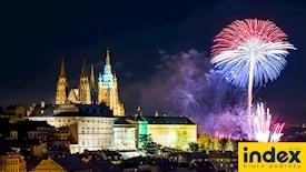 Sylwester Dwie Stolice - Praga + Wiedeń
