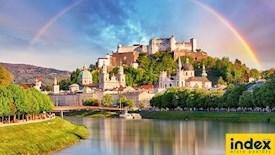 Salzburg i Jeziora Alpejskie