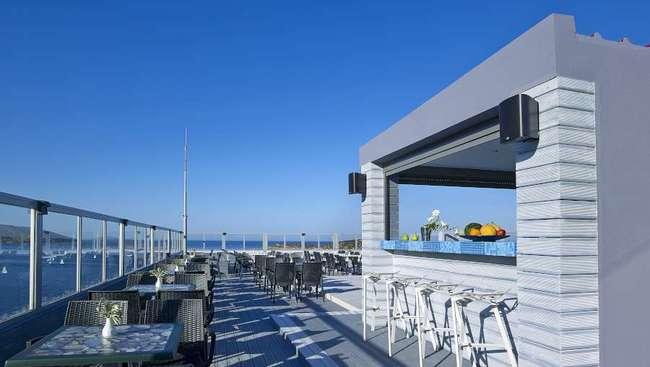 hotel mistral bay ex rea grecja kreta oferty na wakacje i wczasy w. Black Bedroom Furniture Sets. Home Design Ideas