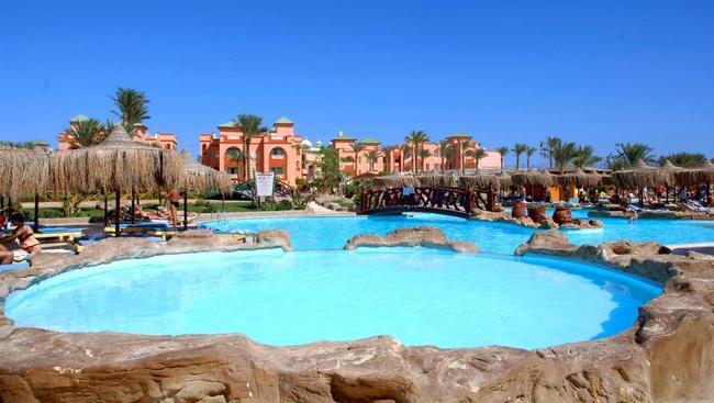 Egipt Hurghada Hurghada Albatros Garden Resort